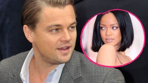 Bitch-Fight? Leo DiCaprio lässt Model für RiRi abblitzen