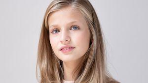 Prinzessin Leonor von Spanien (14) soll sich verliebt haben