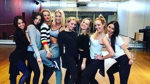 """Training begonnen: Vorfreude bei den """"Let's Dance""""-Profis!"""