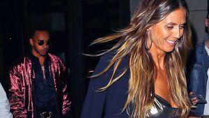 Pause mit Vito? Heidi verlässt Restaurant mit Lewis Hamilton