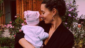 Endlich: Nadine Menz verrät den Namen ihres Töchterchens!