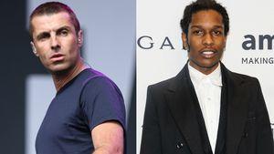 """Netzlacher: Liam Gallagher nennt A$AP Rocky """"Whatsapp Ricky"""""""