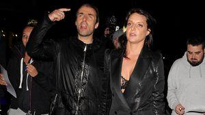 Clip aufgetaucht: Würgte Liam Gallagher seine Freundin?