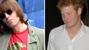 Liam Gallagher: Bald wilde Party mit Prinz Harry?
