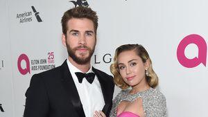 Insider verrät: So verstehen sich Miley und Liam aktuell