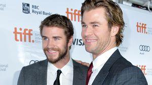 """Liam Hemsworth über Bruder Chris: """"Ich schaue zu ihm auf"""""""