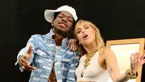 Nach Outing: Miley Cyrus steht hinter Rap-Star Lil Nas X