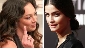 Trotz TV-Streits: Lillys Mittelfinger war nicht für Shermine