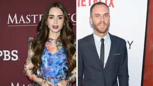 Arm in Arm: Datet Lily Collins Emilia Clarkes Ex-Freund?