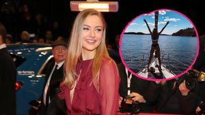 Veronica Ferres' Tochter Lilly Krug teilt heißes Bikini-Foto
