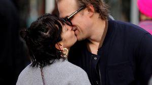 """Meins"": Lily Allen macht Liebe zu David Harbour offiziell!"