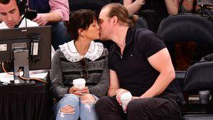 Bei Sport-Event: Lily Allen und David haben Knutsch-Date!