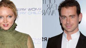 Datet Model Lily Cole Twitter-Gründer Jack Dorsey?