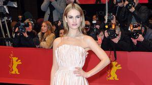 Glamourös: Lily James verzaubert als Cinderella!
