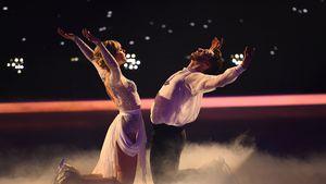 """Dancing on Ice""-Favorit Lina: ""Bibi & Tina""-Star stürzt!"
