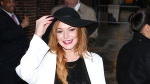 Gute Idee? Lindsay Lohan mit Mama zum Coachella