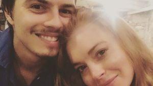 Lindsay Lohan: Hochzeit trotz Beziehungs-Drama mit Egor