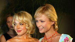 Steht Lindsay Lohan hier neben Frida Kahlo?
