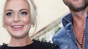 Lindsay Lohan und Philipp Plein