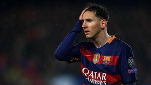 """""""Du H*rensohn"""": Lionel Messi rastet bei Fußballspiel aus!"""
