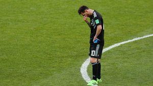 Nach 1:1 gegen Island: Twitter-Nutzer veralbern Lionel Messi