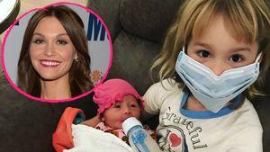 Lisa Osbourne: So süß hilft Töchterchen Pearl mit dem Baby!