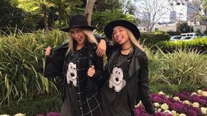 Lisa und Lena in LA