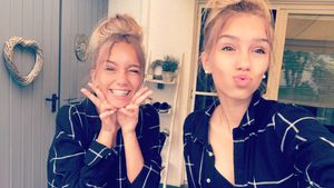 Lisa und Lena, Internet-Stars