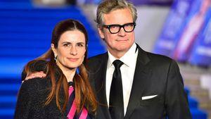 Nach Ehekrise: Colin Firth & Livia gemeinsam auf Red Carpet