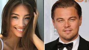 Lorena Rae und Leonardo DiCaprio