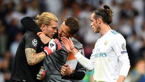 Wegen Baby-Pic: Gareth Bale ist sauer auf Schwiegervater