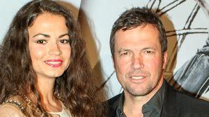 Lothar Matthäus hat seine Anastasia geheiratet!
