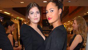 GNTM-Siegerinnen Vanessa Fuchs und Lovelyn Enebechi