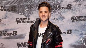 """Luca Hänni bei der Deutschland-Premiere von """"Fast & Furious 8"""""""