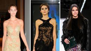 Wow! Diese GNTM-Girls laufen bei der Fashion Week