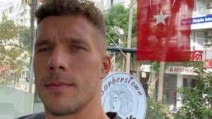 Raus aus der Supertalent-Jury: Lukas Podolski hat Corona!
