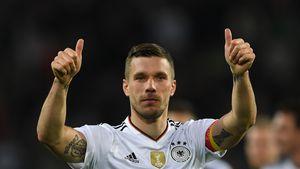 Nach Supertalent-Coup: Beendet Poldi jetzt Kickerkarriere?