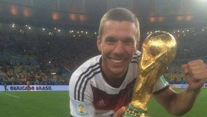 Danke, Poldi: Die lustigsten Highlights von Lukas Podolski!