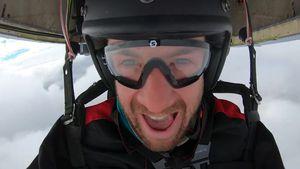 """""""Das Duell um die Welt"""": Luke Mockridge hängt aus Flugzeug"""