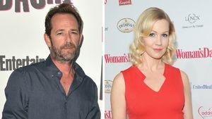 Kein Luke Perry-Post: Jetzt rechtfertigt sich Jennie Garth!