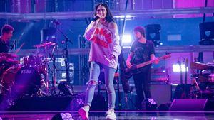 """""""The Voice"""": Luna begeistert mit Sarahs Song auf Italienisch"""