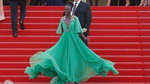 Starauflauf in Cannes: Lupita Nyong'o stiehlt allen die Show