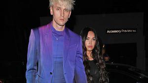 Unzertrennlich: Haben MGK und Megan Fox schon Heiratspläne?