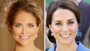 Mama-Wettrennen! Bekommen Kate & Madeleine beide März-Babys?