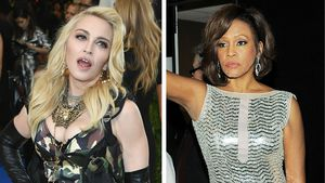 Madonna und Whitney Houston