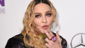 "Madonna während der ""Billboard Women In Music 2016""-Awards"