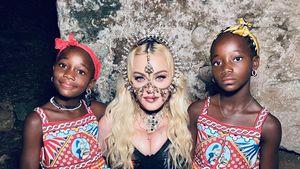 Am Geburtstag: Madonna teilt seltene Fotos von ihren Twins