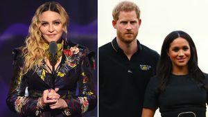 Madonna bietet Harry & Meghan ihr Appartement in New York an
