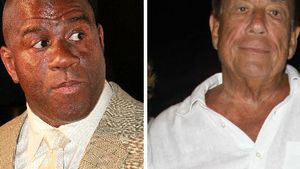 Erbost? Magic Johnson pfeift auf Donald Sterling