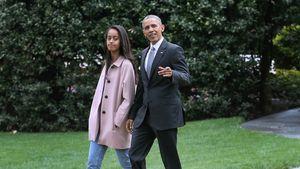 Wegen Malias Umzug: Barack Obama musste Tränen unterdrücken